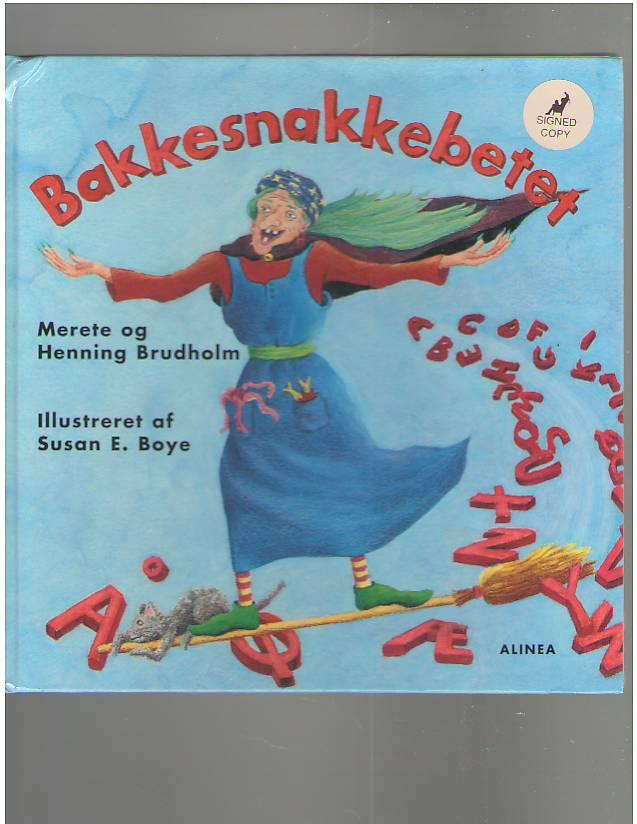 Image for Bakkesnakkebetet