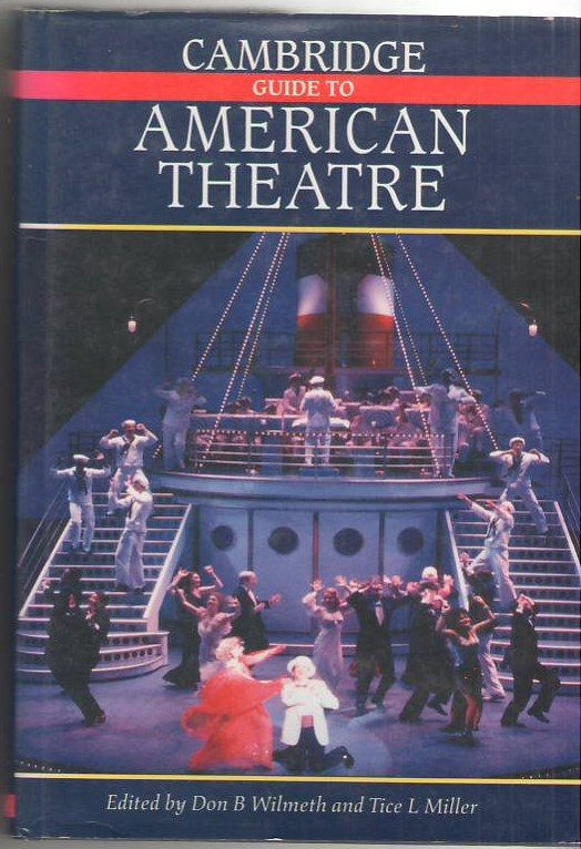 Image for Cambridge Guide to American Theatre