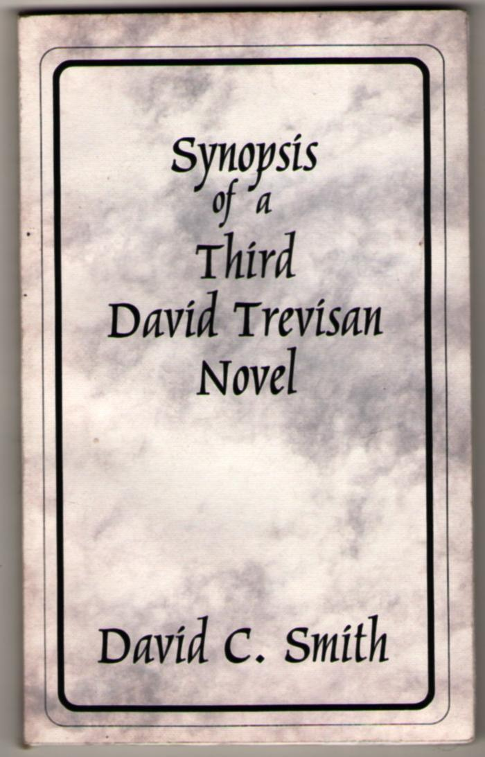 Image for Synopsis of a Third David Trevisan Novel