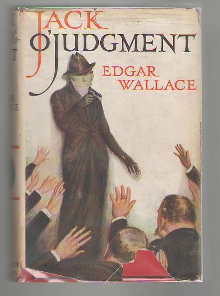 Image for Jack O'Judgment