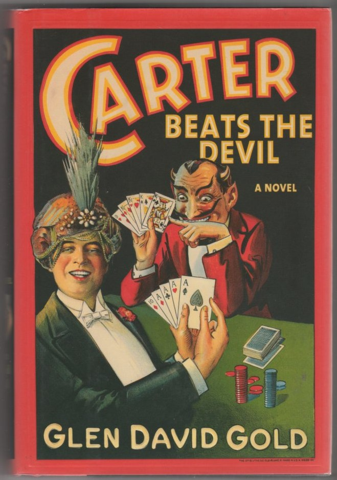 Image for Carter Beats the Devil