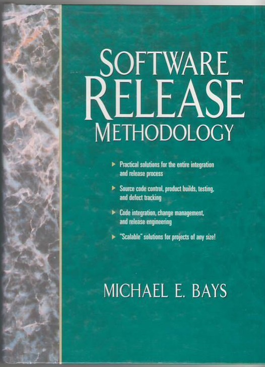 Image for Software Release Methodology