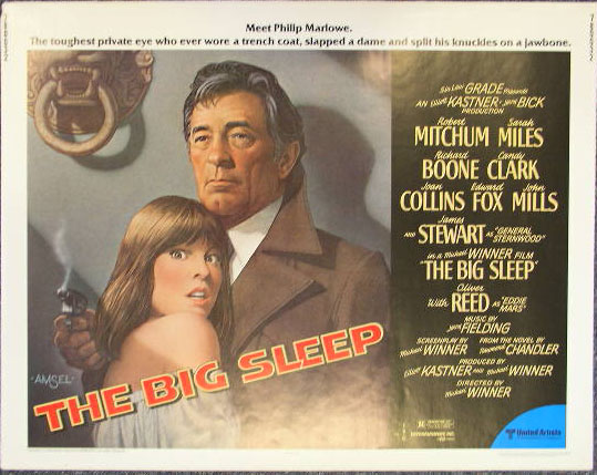 "Image for ""The Big Sleep"""