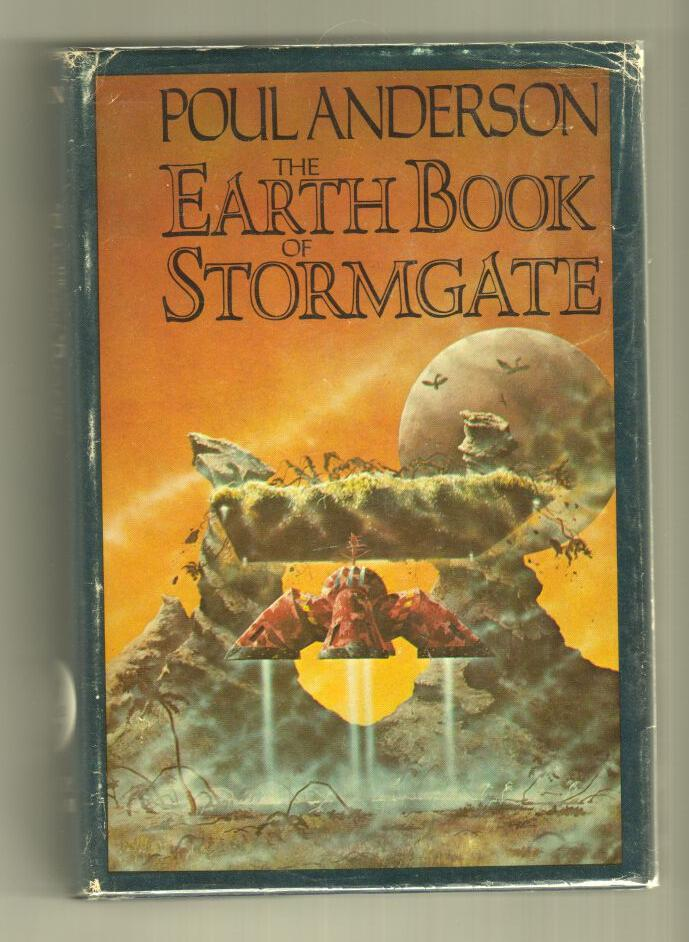 Image for The Earth Book of Stormgate