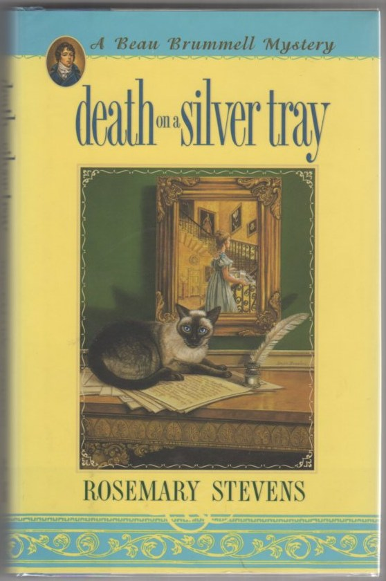 Image for Death on a Silver Tray