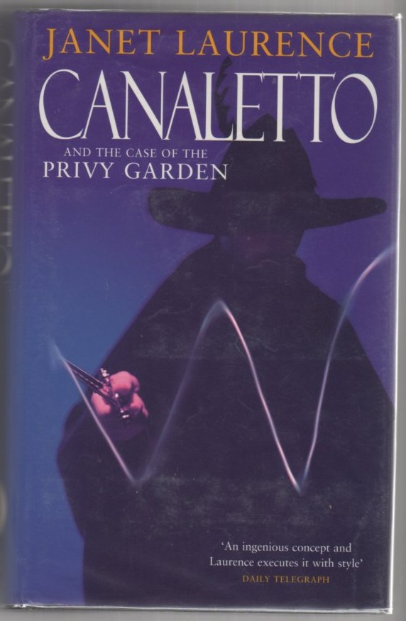Image for Canaletto and the Case of the Privy Garden