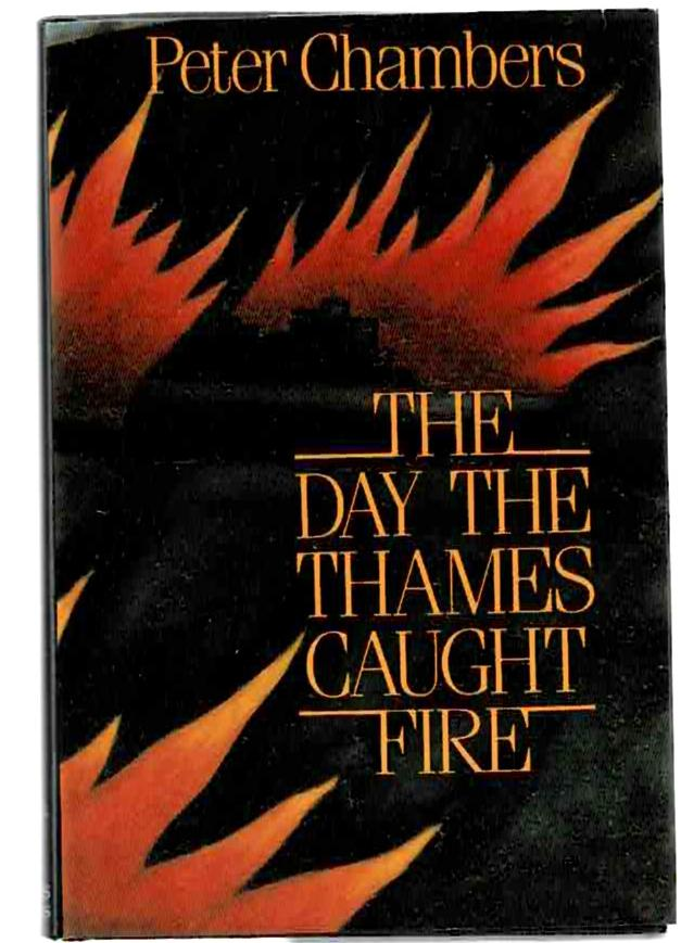Image for The Day the Thames Caught Fire