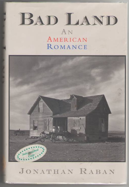 Image for Bad Land: An American Romance