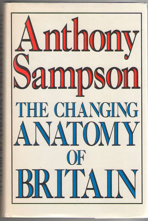 Image for The Changing Anatomy of Britain