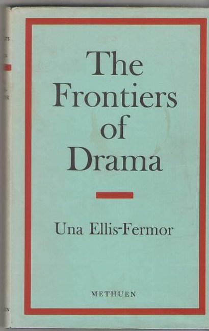 Image for The Frontiers of Drama