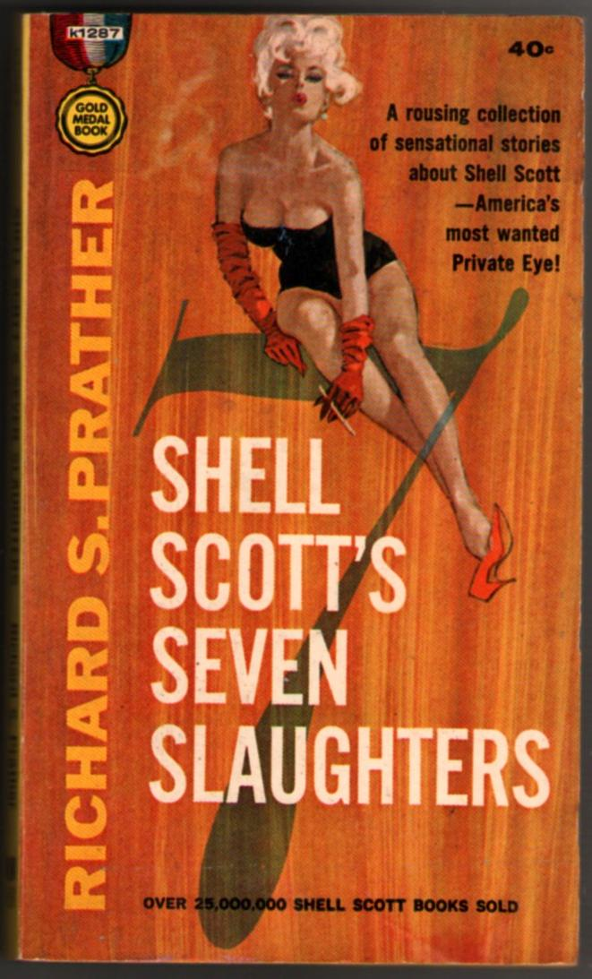 Image for Shell Scott's Seven Slaughters