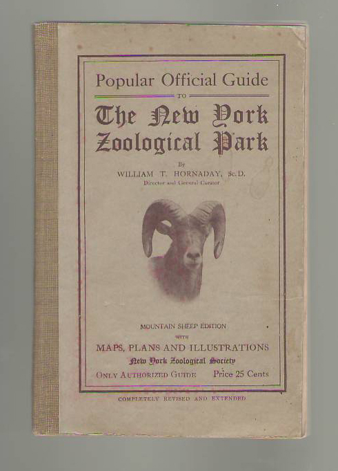 Image for Popular Official Guide to The New York Zoological Park