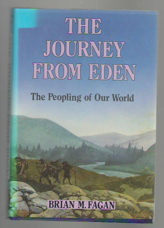 Image for The Journey from Eden: The Peopling of Our World