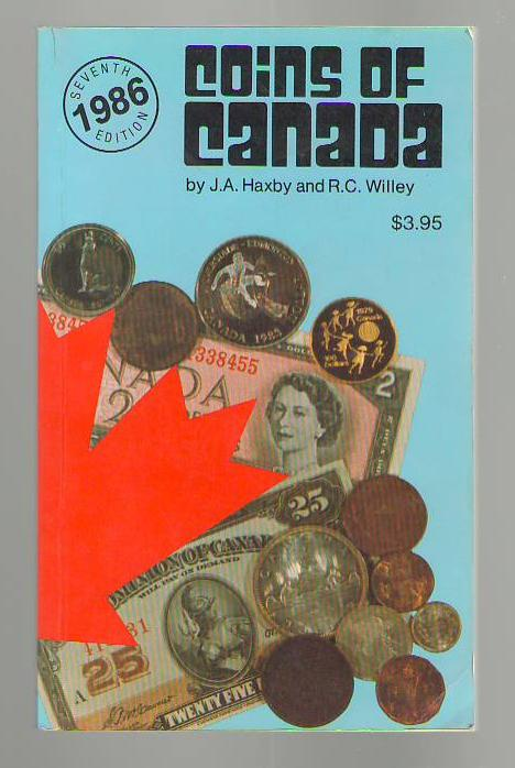Image for Coins of Canada: 1986 Edition