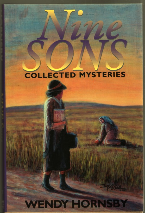Image for Nine Sons: Collected Mysteries