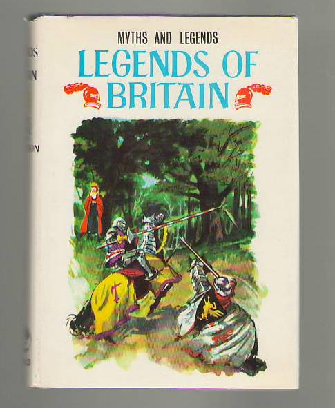 Image for Legends of Britain