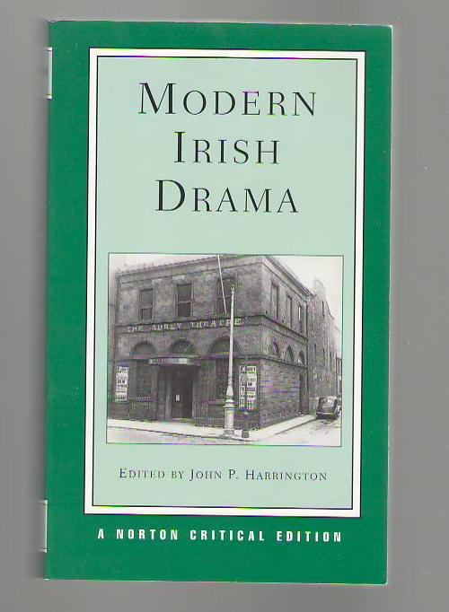 Image for Modern Irish Drama
