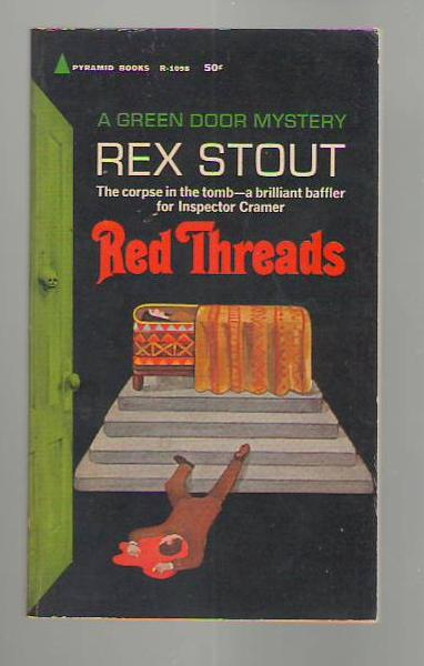 Image for Red Threads