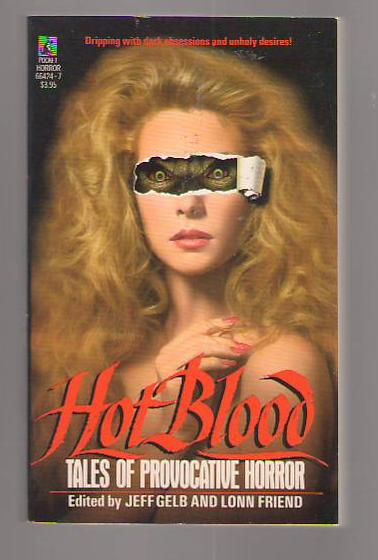 Image for Hot Blood: Tales of Provocative Horror