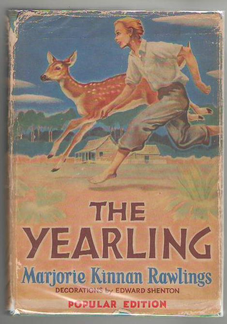 Image for The Yearling (Popular Edition)