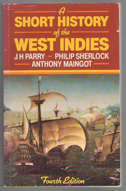 Image for A Short History of the West Indies