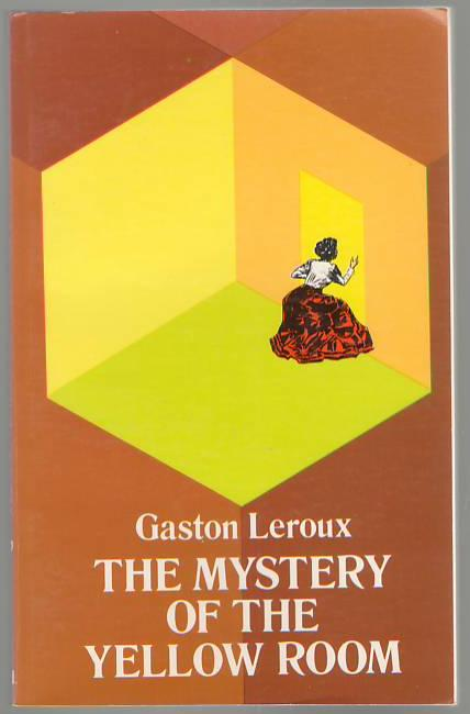 Image For The Mystery Of Yellow Room