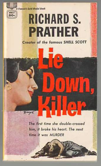 Image for Lie Down, Killer