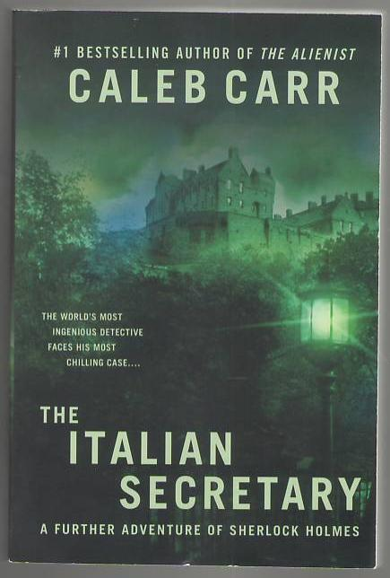 Image for The Italian Secretary: A Further Adventure of Sherlock Holmes