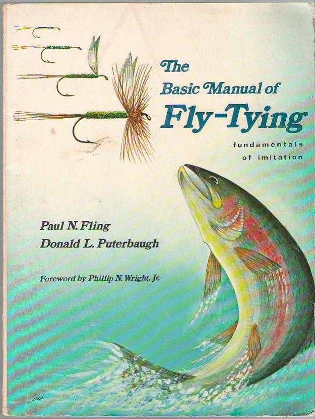 Image for The Basic Manual of Fly - Tying: Fundamentals of Imitation