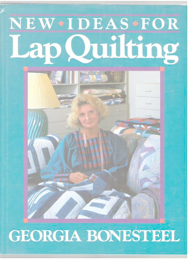 Image for New Ideas for Lap Quilting