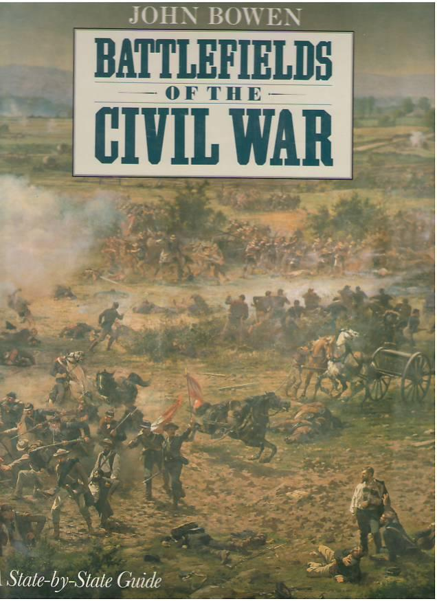 Image for Battlefields of the Civil War: A State By State Guide