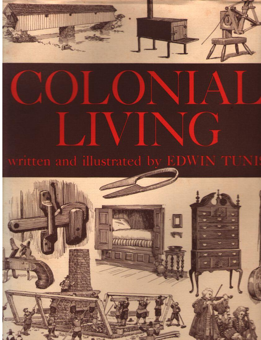 Image for Colonial Living