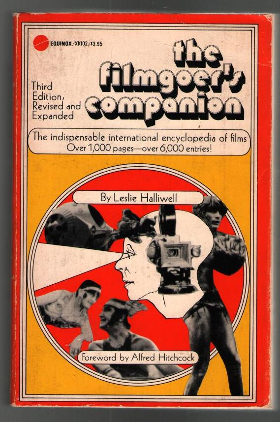 Image for The Filmgoer's Companion: Third Edition Revised and Expanded