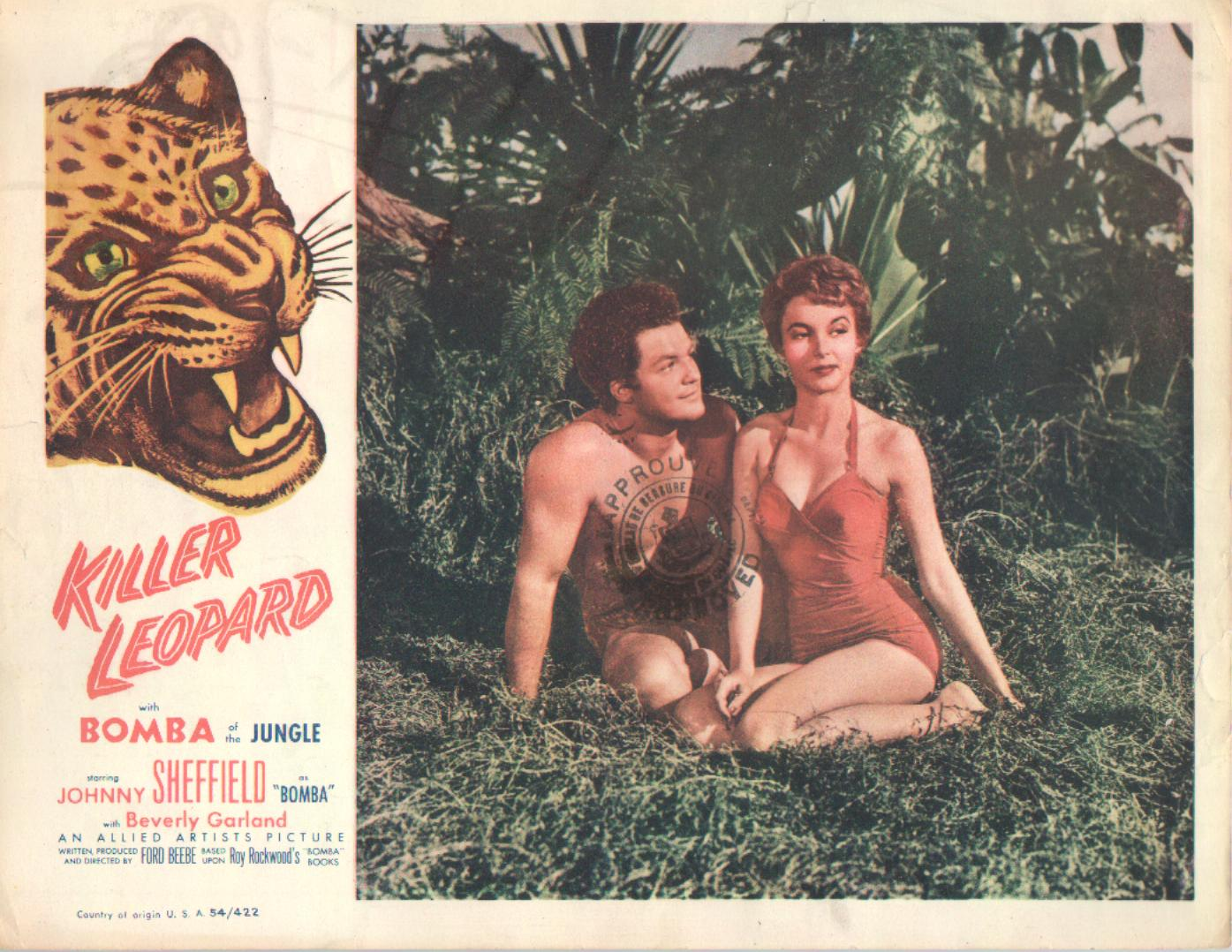 "Image for ""Killer Leopard"""