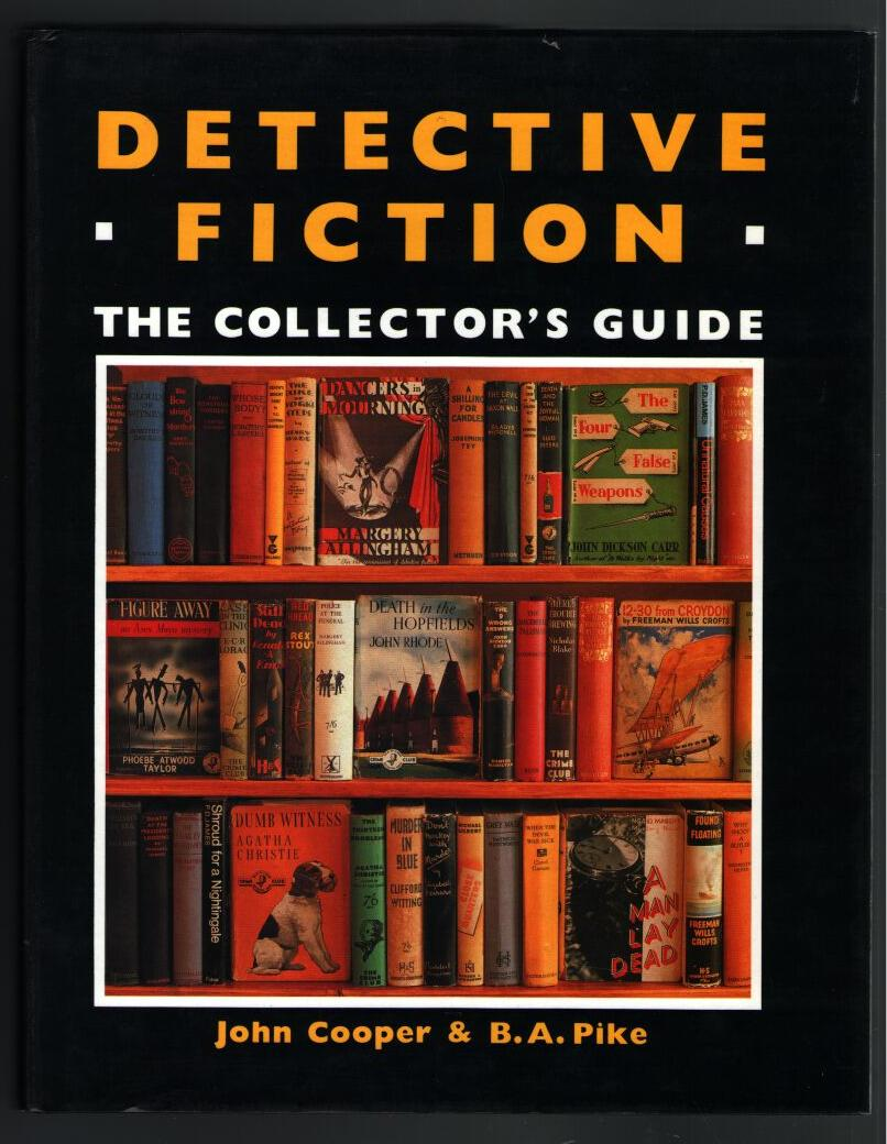 Image for Detective Fiction: The Collector's Guide