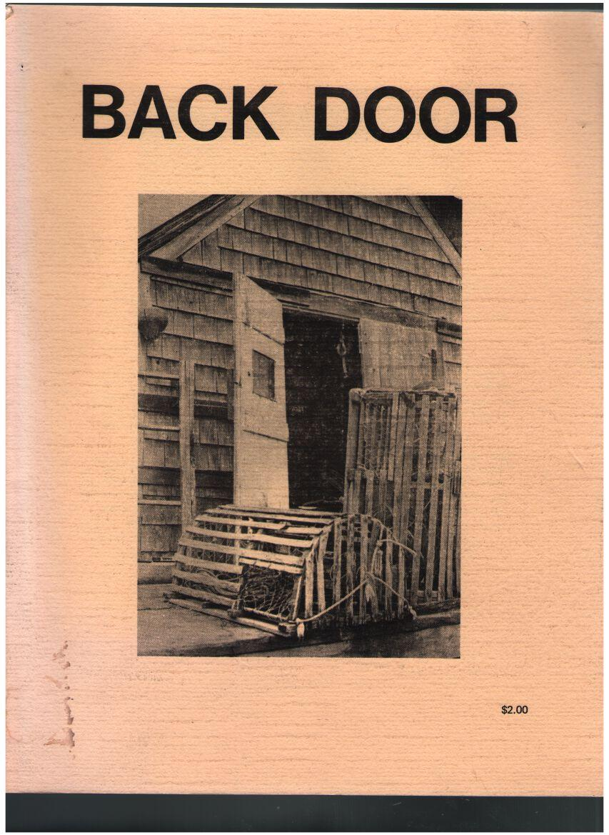 Image for Back Door: Volume 1, Number 1, June 1979