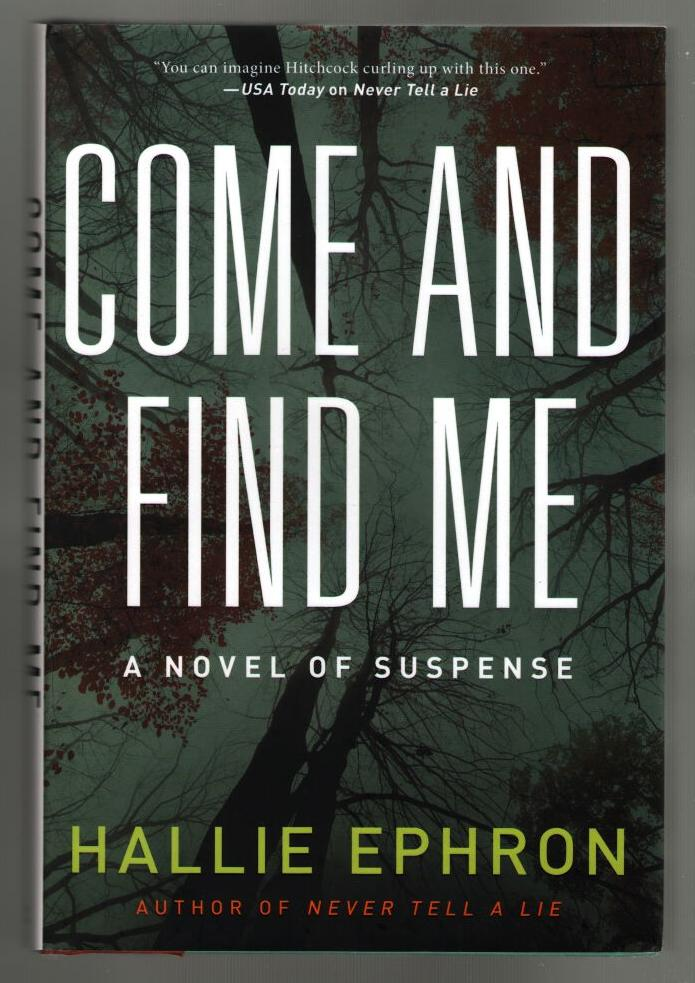 Image for Come and Find Me