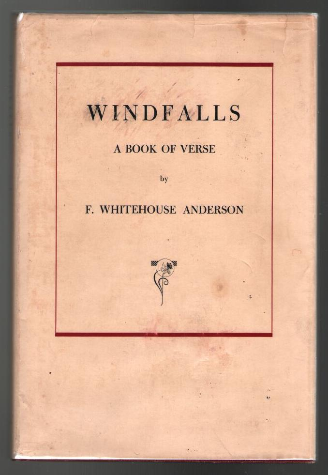 Image for Windfalls: A Book of Verse