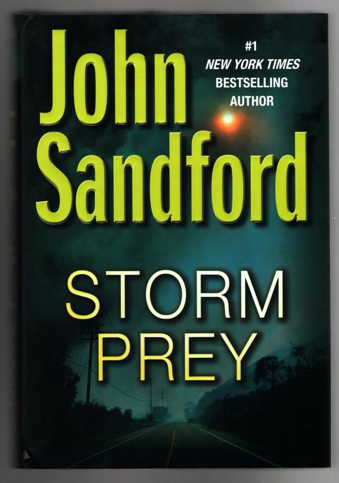 Image for Storm Prey