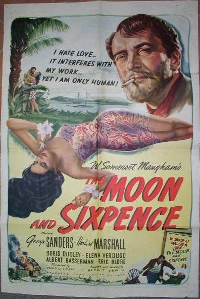 "Image for ""The Moon and Sixpence"""