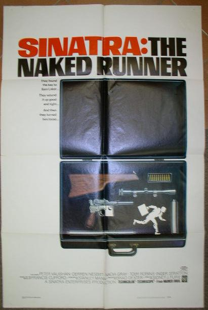 "Image for ""The Naked Runner"""