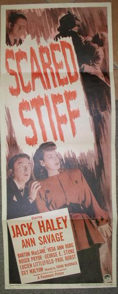 "Image for ""Scarred Stiff"""