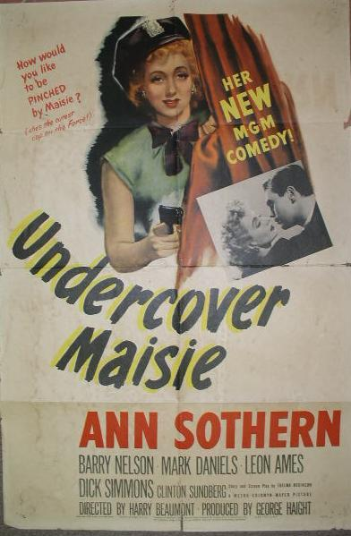 "Image for ""Undercover Maisie"""