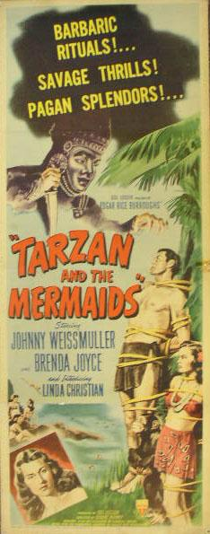 "Image for ""Tarzan and the Mermaids"""