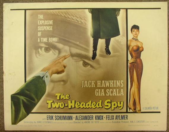 "Image for ""The Two-Headed Spy"""