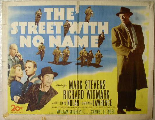"Image for ""The Street With No Name"""