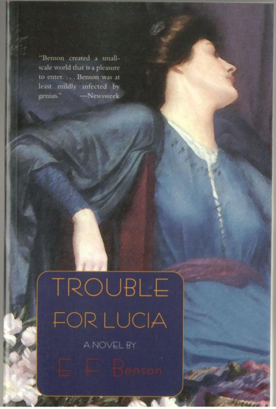 Image for Trouble for Lucia