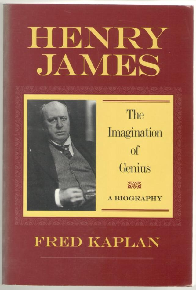 Image for Henry James: The Imagination of Genius