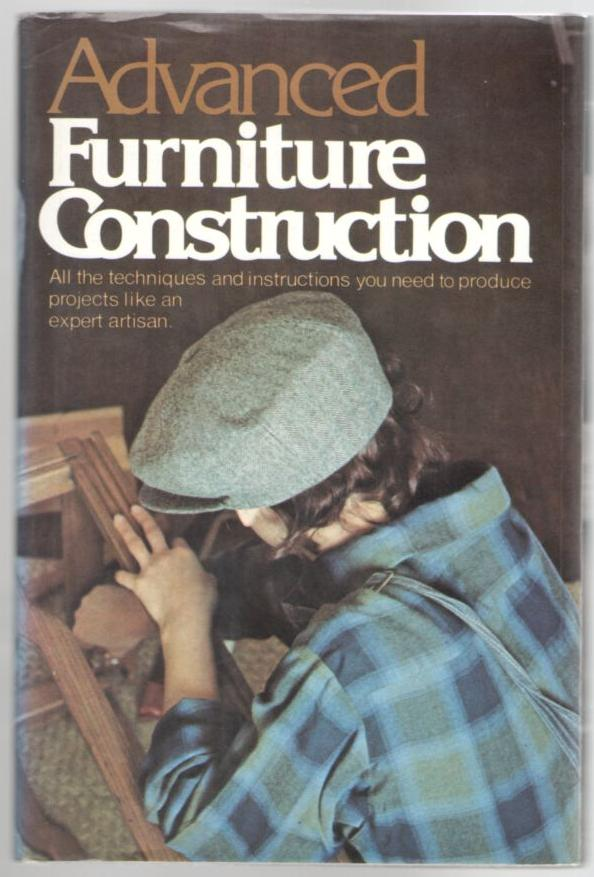 Image for Advanced Furniture Construction