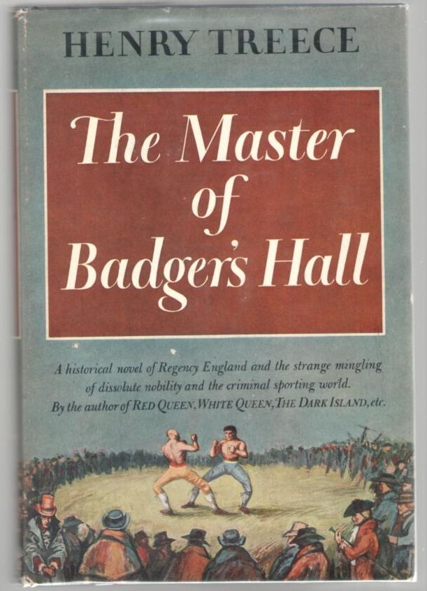 Image for The Master of Badger's Hall